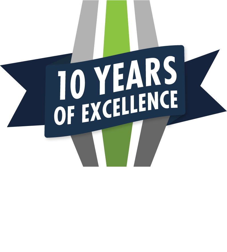 TallyMarks consulting 10 Years logo
