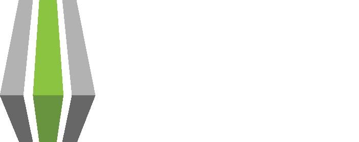 TallyMarks logo white