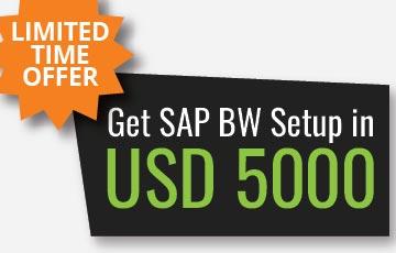 SAP BW Offer
