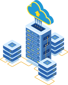 Cloud hosting Servers