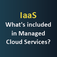 Whats included in iaas