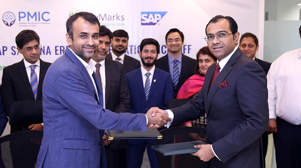 Pakistan Microfinance Investment Company Limited (PMIC) journey towards digital transformation with SAP & TallyMarks Consulting