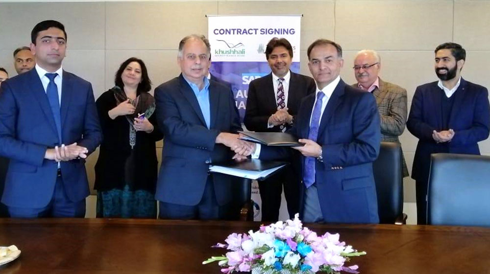 Khushhali Microfinance Bank signs for SAP Audit Management System