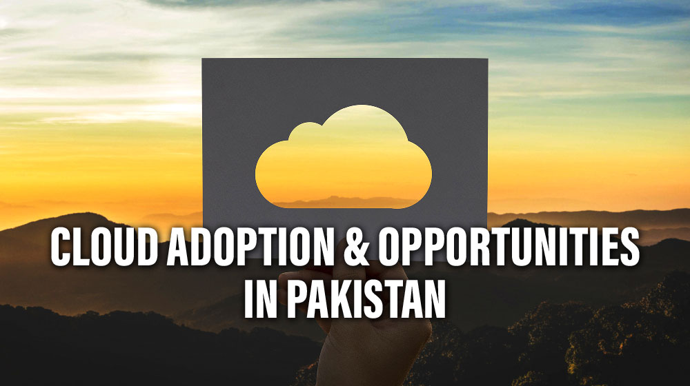 Cloud hosting in Pakistan