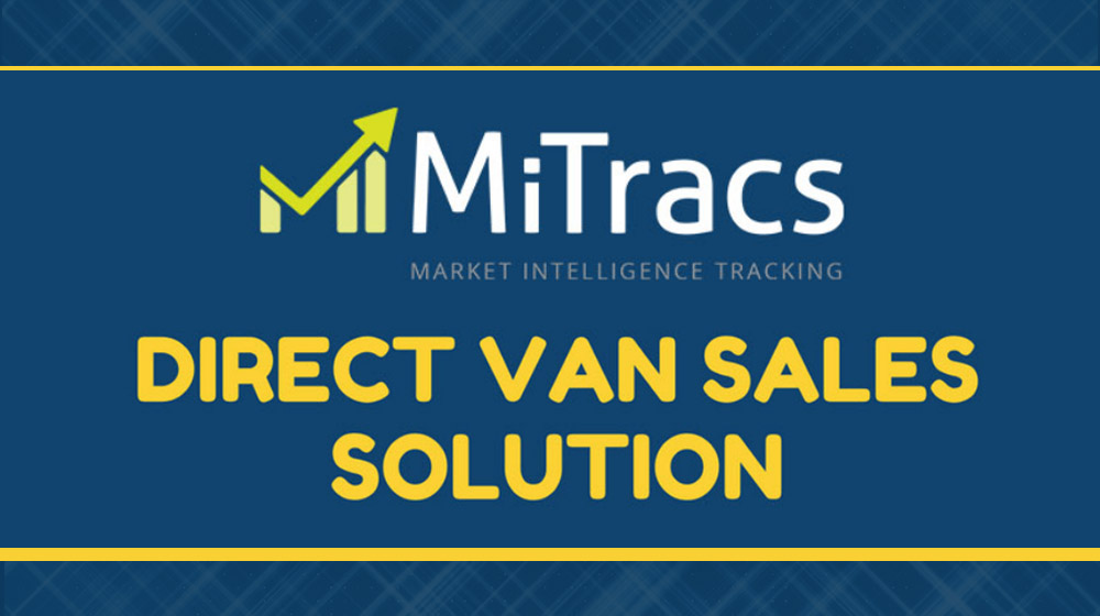 MiTracs – Van Sales Solution