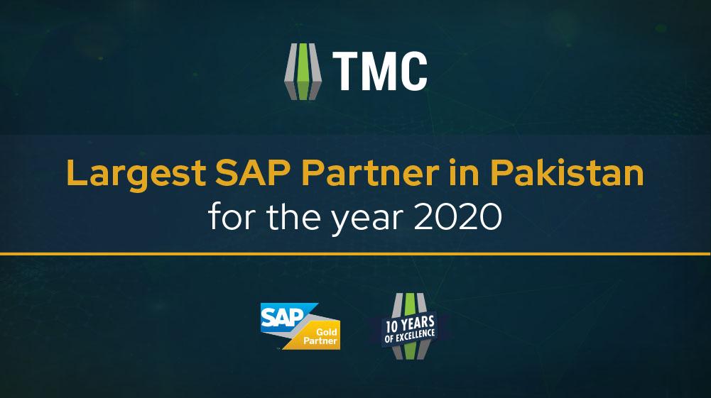 Largest SAP partner pakistan