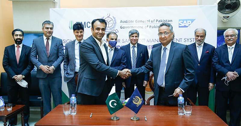 SAP audit management Pakistan Audit General of Pakistan