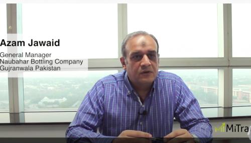 Pepsi Naubahar Bottling Company - Client Testimonial